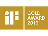 IF Design Gold Award 2016